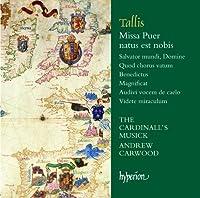 Tallis: Missa Puer Natus Est Nobis [The Cardinall's Musick, Andrew Carwood] [Hyperion: CDA68026] by The Cardinall's Musick (2014-02-27)