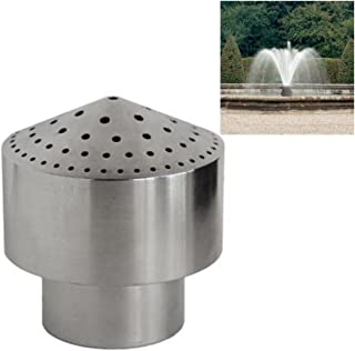 Best stainless steel fountain nozzles Reviews