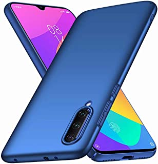 Wuzixi Case for vivo Y52s t1. Resilient Shock Absorption and Ultra Thin Design Cover, Rubberized Hard PC Back Case, Case C...