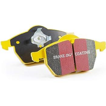 EBC Brakes DP3937C Redstuff Ceramic Low Dust Brake Pad