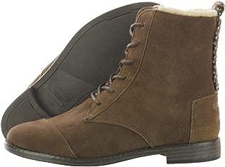 TOMS Alpa Suede Boot Women's Shoes