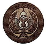 Modern Warfare Task Force 141 Logo Call of Duty Patch (Iron on Sew on -P6)