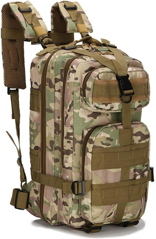 Iranio Iranio Iranio Kampierender Rucksack der taktischen Tasche Freien, CP-Tarnung B07QGSPS2W  Bekannt für seine schöne Qualität 98fbb1