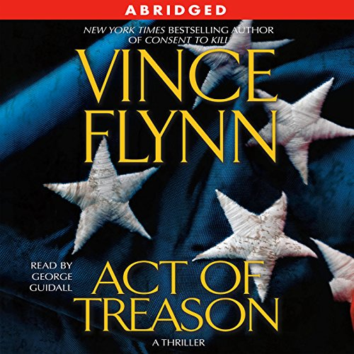 Act of Treason audiobook cover art