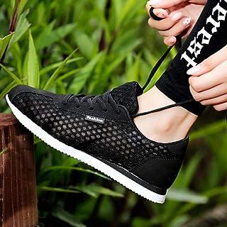 XL_nsxiezi Zapatillas Deportivas de Verano de Las señoras de los Zapatos de Las señoras