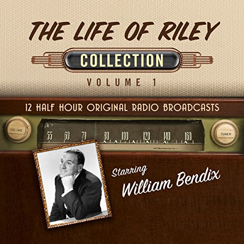 The Life of Riley, Collection 1 audiobook cover art