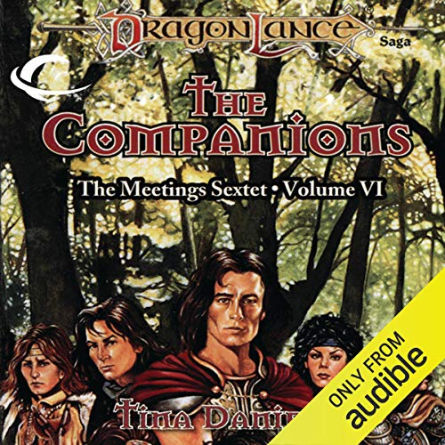 The Companions Audiobook By Tina Daniell cover art