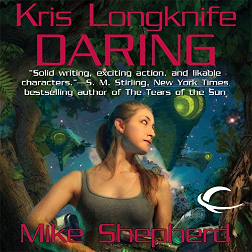 Daring audiobook cover art