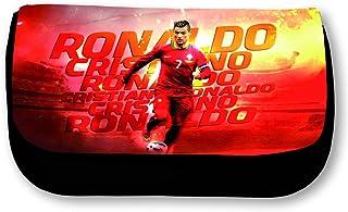 FS&ndash&nbspSchwarze Federmappe Cristiano Ronaldo Portugal
