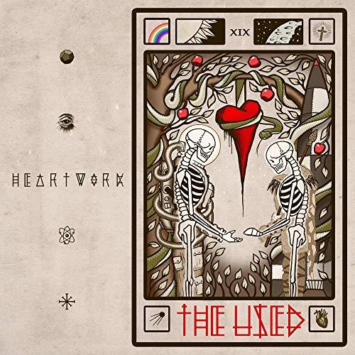 Heartwork (Transparent Red w/ Black Spatter General Retail) [Vinyl LP]