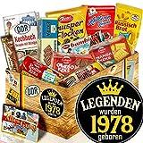 Keks Set / DDR Geschenk / Legenden 1978 / Geschenk für einen Mann