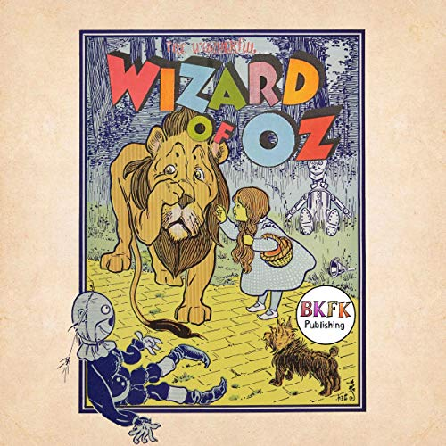 The Wizard of Oz Audiobook By L. Frank Baum cover art