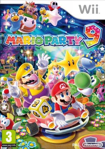 NINTENDO Mario Party 9 [WII]