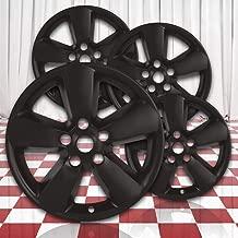 Brighter Design Matte Black 20in Wheel Skin Overlays for 2013-17 Dodge RAM 1500 [Hlnd:2495 ABS]