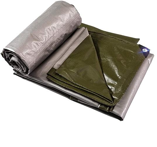 Baches FANJIANI imperméable épaisse de Camion de Tissu de Pare-Soleil de Pare-Soleil de Tissu en Plastique de