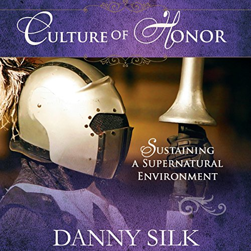 Culture of Honor audiobook cover art