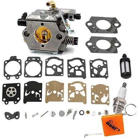 Huri Vergaser Mit Reparatursatz Kit Für Stihl 024 024av 026 Ms260 Ms240 Walbro Wt 194 Auto