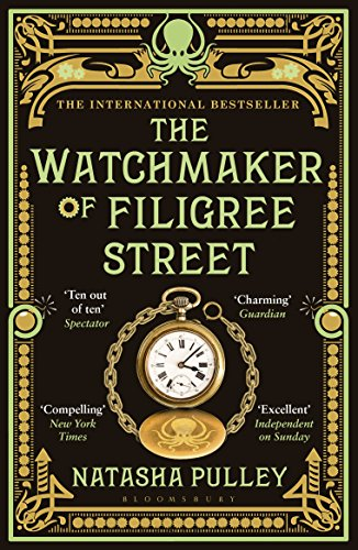 The Watchmaker of Filigree Street (English Edition) eBook: Pulley ...
