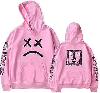 Unisex Fashion Sweatshirts Fleece Pullover Hoodie