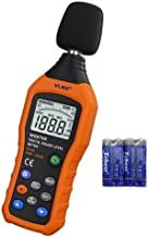 VLIKE LCD Digital Audio Decibel Meter Sound Level Meter Noise Level Meter Sound Monitor..