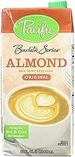 Pacific Barista Series Original Almond Beverage 32 Oz - Pack of 6