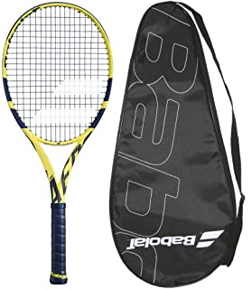 Babolat 2019 Pure Aero 26 Junior Tennis Racquet - Strung with Cover - Scaled Down Adult Technology - Get Your Child The Best - 4