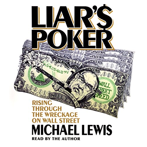 Couverture de Liar's Poker