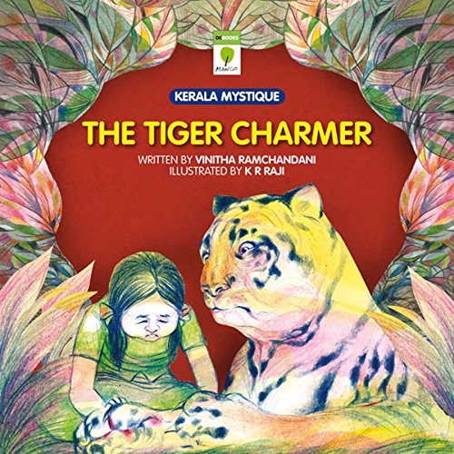 The Tiger Charmer (Kerala Mystique) audiobook cover art