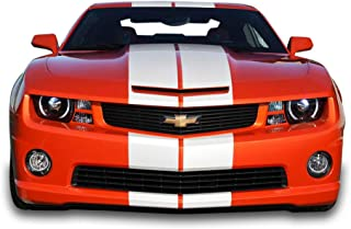 Bubbles Designs Full Stripe Kit Sticker Decal Graphic Compatible with Chevrolet Camaro SS 2010-2015 16