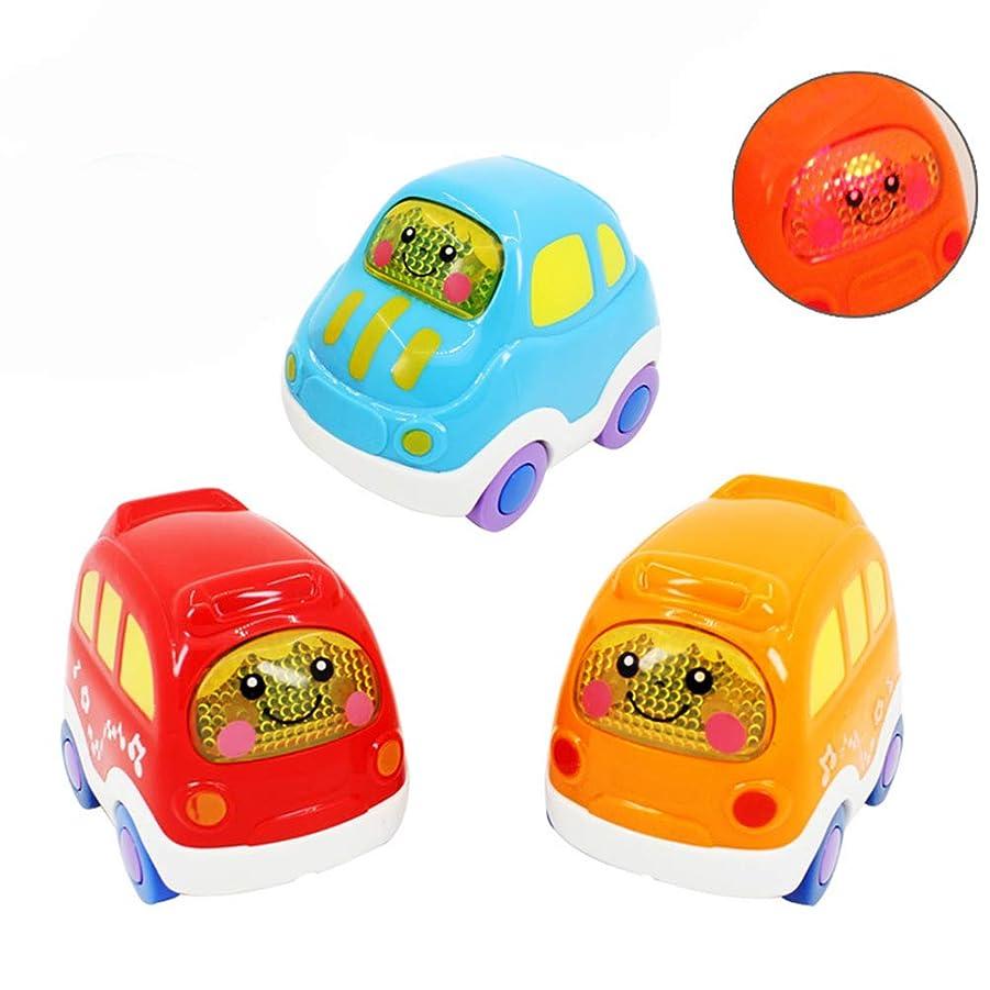悲しい勝利違うACHICOO プルバックカー 慣性 車 オートバイ ショベル 航空機玩具車セット シミュレーション プルバック車セット 子供 E