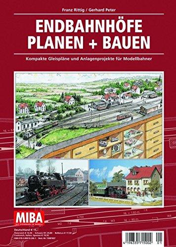 Endbahnhöfe Planen + Bauen - Kompakte Gleispläne und gebraucht kaufen  Wird an jeden Ort in Deutschland