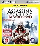 Assassin's Creed Brotherhood - Platinum (PS3) [Importación inglesa]
