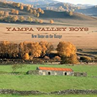 New Home on the Range by Yampa Valley Boys (2013-05-03)