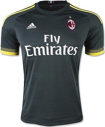 adidas AC Milan 3rd Jersey-DEEGRN