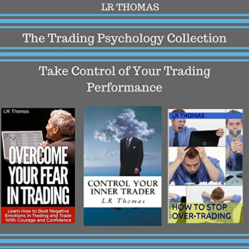 The Trading Psychology Collection audiobook cover art