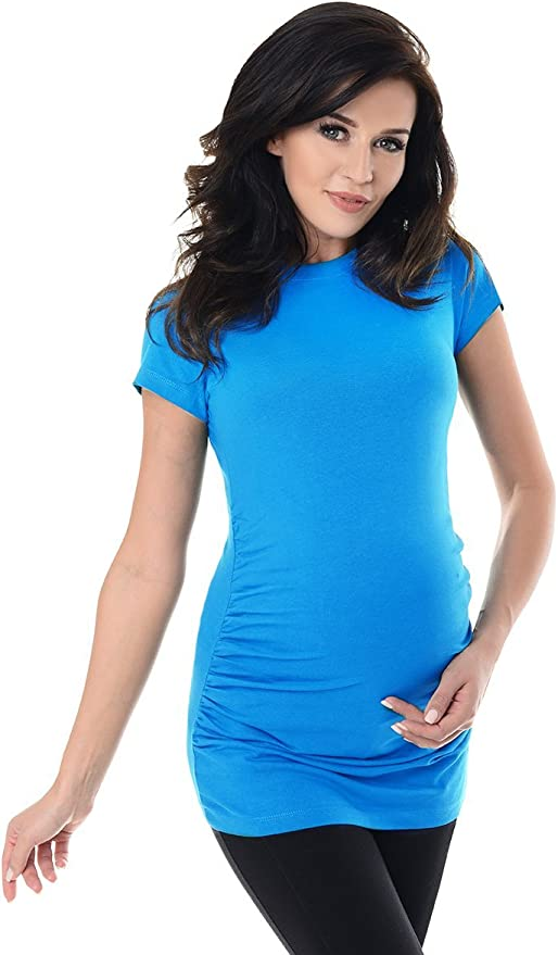 Purpless 100/% Cotton Maternity And Pregnancy T-shirt Size 8 10 12 14 16 18 5025