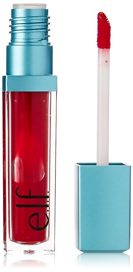 変えるスカリー必要性e.l.f. Aqua Beauty Radiant Gel Lip Stain - Rouge Radiance (並行輸入品)