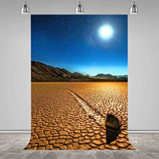MEETS 5x7ft Natural Landscape Photography Backdrop Sky Mountain Desert Background Photo Booth Studio Props Theme Party YouTube Backdrop MT450