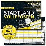 DENKRIESEN - Stadt Land VOLLPFOSTEN® - DO IT Yourself-Edition