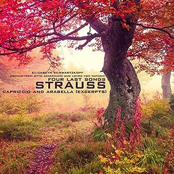 Strauss: Four Last Songs, Capriccio & Arabella (Excerpts)