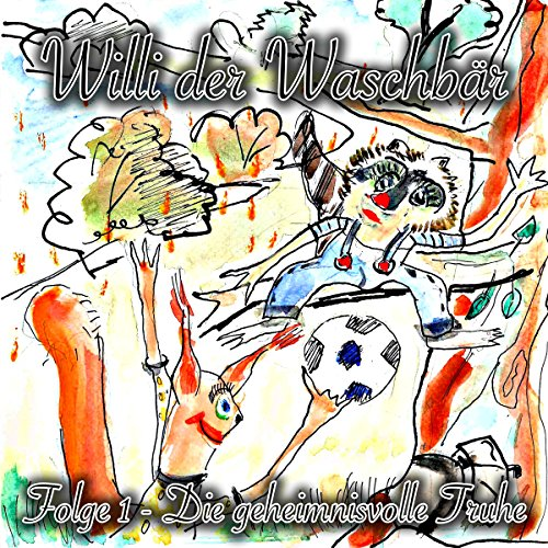 Die geheimnisvolle Truhe cover art