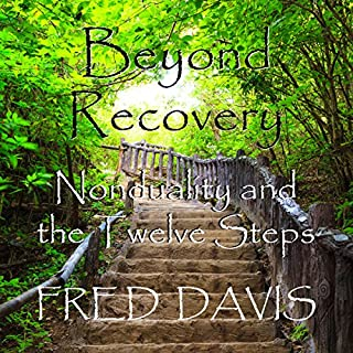 Beyond Recovery audiobook cover art