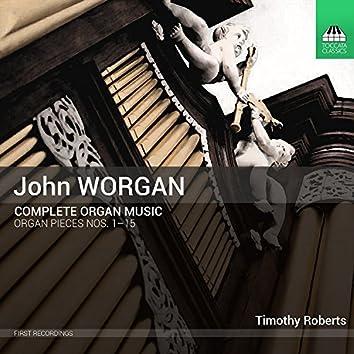 Worgan: Complete Organ Music