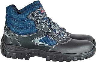 Cofra TA100-000.W46 Chaussures de travail Soho Taille 46 bleu/noir