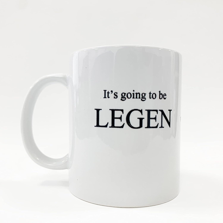 How I Met Your Mother Barney Stinson Legendary Quote 11oz Gift Mug