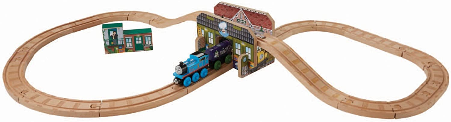 FisherPrice Thomas & Friends Wooden Railway, Creative Junction Mix, Match and Build