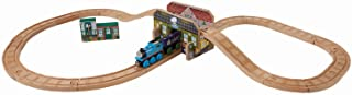 Fisher-Price Thomas Wooden Railway - Creative Junction Mix, Match and Build
