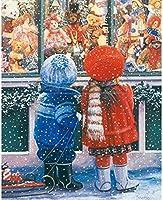 2人の子供のパズル愛好家を描く大人の教育玩具ゲームの2000個のモダンな創造的な装飾ギフト