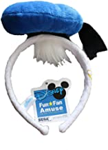 Donald Duck Character Headband With Hat Birthday Party Gift Children Adult Cosplay