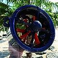 Electric Turbofan (ETF) / Electric Ducted Fan (EDF) - Athena-A-2ET-V1.52 - Athena Turbine Carbon Shroud (type A)
